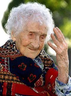 oudste mens ter wereld