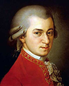 Image result for wolfgang amadeus mozart