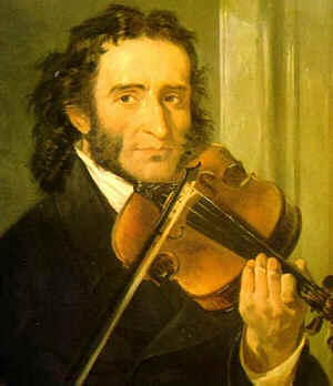 Niccolò Paganini blog harrisongs velocista