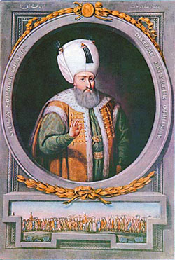 Suleiman the Magnificent summary