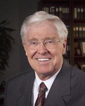 Charles G. Koch  | employment
