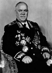 - Georgi Zhukov