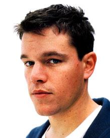 Matt Damon AKA Matthew Paige Damon