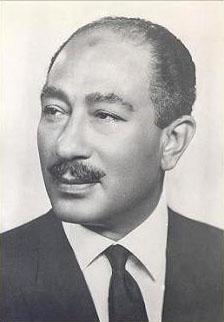 - Anwar Sadat