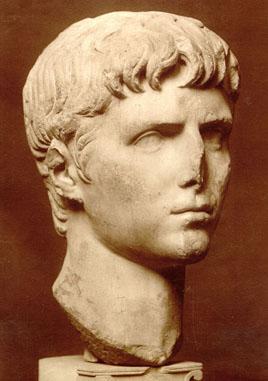 Caesar Augustus Octavius Julius Caesar