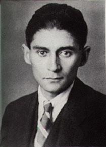 MBTI enneagram type of Franz Kafka