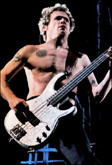 Flea Red Hot Chilli Peppers